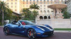 Ferrari F60 America First Delivery
