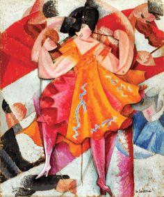 Peggy Guggenheim, Alberto Giacometti, Italian Painters, Italian Artist, Op Art, Gino Severini, Giacomo Balla, Italian Futurism, Futurism Art