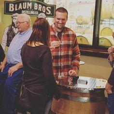 Blaum Bros. Distillery in Galena, IL #GetToGalena