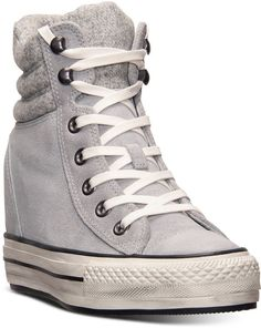 Converse Chuck Taylor All Star Platform Plus Hi Casual Sneakers from Finish Line on shopstyle.com