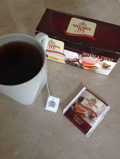 Masala Chai - nice indian flavor  http://steuartstea.com.au?utm_content=buffere7bc1&utm_medium=social&utm_source=pinterest.com&utm_campaign=buffer  #t #tea #tealove #tealife #HerbalTea #SteuartsTea #hot