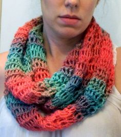 Love the colors Red Heart boutique yarn unforgettable in ...