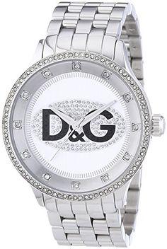 DG-Dolce-Gabbana-Unisex-Armbanduhr-DW0131 - Diese und weitere Uhren gibts im Online Store unter http://www.thekings.watch