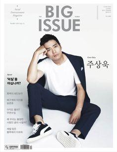 Joo Sang Wook The Big Issue Korea Magazine July Issue Joo Sang Wook, Lee Jin Wook, Cunning Single Lady, Saranghae, Cha Seung Won, Issue Magazine, Choi Seung Hyun, How To Look Handsome, Korean Star