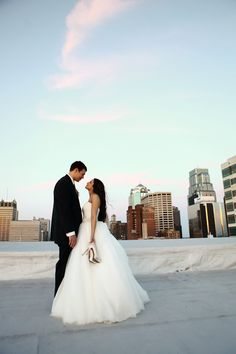 Kristina & Tyler Wedding Date: June 7, 2014 Our love story began after meeting at a social engagement in graduate school. After a long friendship of getting to know each other it blossomed into more. Subsequently dating for a few… Read more ›