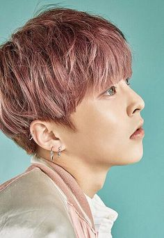really? he's so beautiful! | Xiumin
