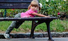 Nu îi spune copilului meu ce să facă în parc!