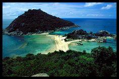 Ko Nang Yuan Island_ Thailand