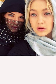 The model besties kicked off 2015 with a star-studded trip to Dubai.  —@gigihadid   - HarpersBAZAAR.com