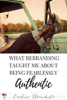 Rebranding tips to grow a more authentic online business for creative women and mompreneurs in business. Follow me for more success tips, blogging and branding resources.
