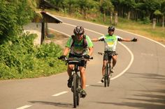 Cyling at Aceh ,Indonesia