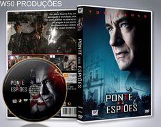 Ponte Dos Espiões - CAPA 2 - ➨ Vitrine - Galeria De Capas - MundoNet | Capas & Labels Customizados