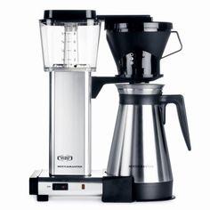 Moccamaster: Diese Kaffeemaschine ist Kult und Spitzenklasse