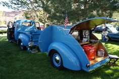 fun teardrop trailer!***Research for possible future project.