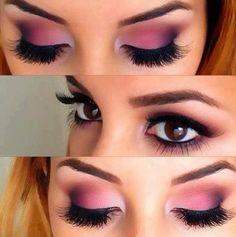 Black & Pink...gorgeous!