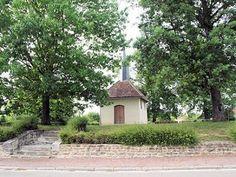 Ervy le chatel chapelle saint aubin