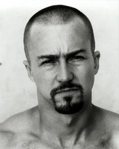 Edward Norton - American History X Movies Photo - 28 x 36 cm Edward Norton, American History X, Look At You, How To Look Better, Gorgeous Men, Beautiful People, Foto Picture, Kino Film, Actrices Hollywood
