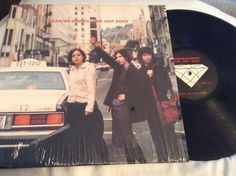 The Hot Rock Sleater Kinney LP Vinyl KRS 321 #Rock