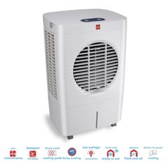 Cello Igloo 50-Litre Air Cooler - Air Coolers - Large Home Appliances - Electronics