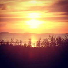 Broad haven Sunset, Pembrokeshire! July 2014