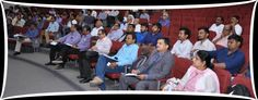 Participants at the Technology Meet