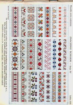 679 Best cross stitch -- borders images in 2019 | Cross