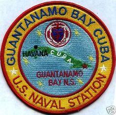 US-NAVY-BASE-PATCH-GUANTANAMO-BAY-NAVAL-STATION-CUBA-Y
