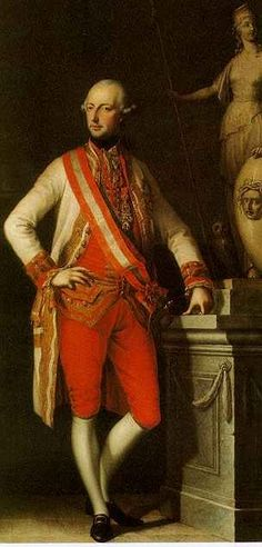 Joseph II (Joseph Benedikt Anton Michael Adam; 13 March 1741 – 20 February 1790) was Holy Roman Emperor from 1765 to 1790 and ruler of the Habsburg lands from 1780 to 1790. He was the eldest son of Empress Maria Theresa and her husband, Francis I, and was the brother of Marie Antoinette.