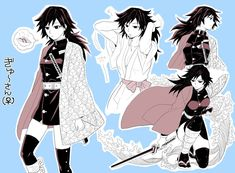 Imágenes random de Kimetsu no Yaiba Anime Angel, Anime Demon, Manga Anime, Anime Art, Demon Slayer, Slayer Anime, Gender Bender Anime, Rule 63, Demon Hunter
