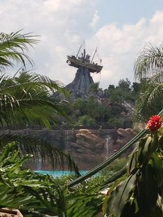 Typhoon Lagoon is a great place to soak your feet after too many days in the parks!