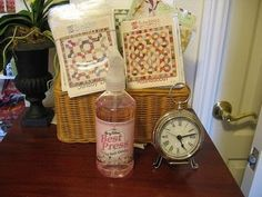 "Precious Treasures Blog: RECIPE FOR ""like"" MARY ELLENS BEST PRESS STARCH FOR QUILTERS"