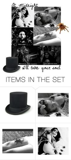 """At Midnight I'll Take Your Soul"" by mickjaggerismydrug ❤ liked on Polyvore featuring art, vintage and country"