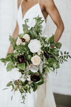 Bohemian barn wedding ideas