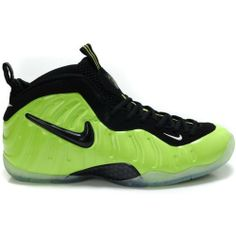 dd263cd3ab6 Nike Air Foamposite Pro green and black basketball shoes Nike Foamposite  For Sale