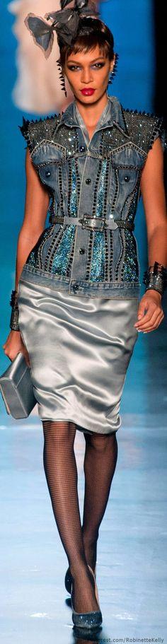 Jean Paul Gaultier Haute Couture | S/S 2014