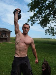 Combining bodyweight and kettlebell movements is one of the best ways to lose fat. Perform them in a circuit fashion and you can double your results! Craig Ballantyne's, author of Turbulence Training, has a great kettlebell and bodyweight workout for … Read More