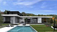 Villas Contemporaines | Vielliard & Fasciani - Architectes - mobiliers - Part 2