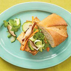 Tofu Banh Mi Vegetarian Recipe