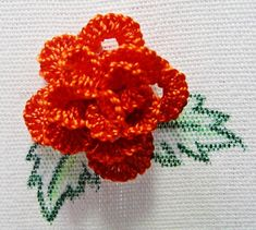 Brazilian Embroidery Tutorials http://rosaliewakefield-millefiori.blogspot.com/2012/01/ketchup-and-mustard-and-brazilian.html