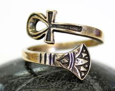 Argent Antique Eye of Horus Eye of Ra Boucles d/'oreilles Argent Oreille Crochet Ancient Egyptian
