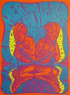 Moby Grape And Big Brother And The Holding Company At The Ark