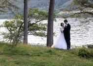 How about a wedding location on the shores of Loch Ness at Aldourie Castle?