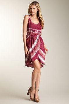 Willow & Clay  Hi-Low Tulip Dress  $45.00