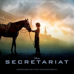 The story of Secretariat.  What a power horse!