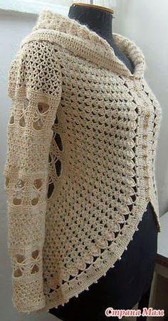 Crochet vest (Crochet)                                                       …