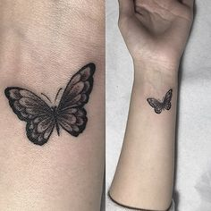 "91 Likes, 1 Comments - Jose Reyes (@tattspider) on Instagram: ""#tattspider #butterfly #mariposa #blackandwhite #blackandgreytattoo #blackandgrey #tattoo #tatau…"""