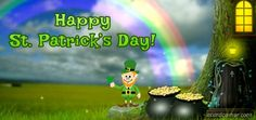 Happy Saint Patrick's Day wishes, images, for friends & family #stpatricksday #saintpatricksday