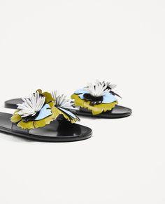Collection Ligne Zara Femme Nouvelle Chaussures France Pour En TwCvvR
