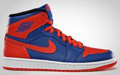Release Date: Air Jordan 1 High OG New York Knicks
