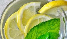 Infused Water: The Ultimate Detox and Weight Loss Secret